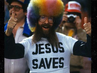 Rainbow Man at Sporting Events 'Memba Him?!