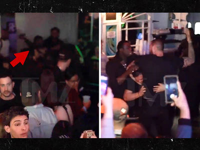 Danielle Bregoli's Security Gets in Brawl After Fan Rushes Stage