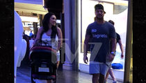 'Jersey Shore' Ronnie on Daddy Duty, Back with Baby Mama After Fight