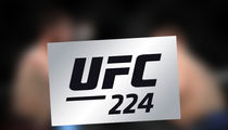 UFC Staffers Robbed at Gunpoint In Brazil