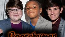 'Goosebumps: Haunted Halloween' Kids Raking in Tons of Cash in Sequel
