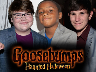 'Goosebumps: Haunted Halloween' Kids Raking in Tons of Cash in Sequel