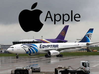 Apple Sued by Families of Those Killed on EgyptAir Flight 804 for Alleged Fiery Phone