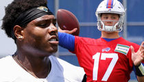 Jalen Ramsey Deletes Tweet Clowning Bills QB Josh Allen