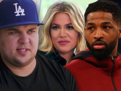 Rob Kardashian Refuses to Forgive Tristan Thompson for Hurting Khloe