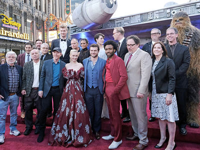 Harrison Ford a No-Show at 'Solo: A Star Wars Story' Premiere