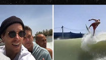 Shaun White Crushes Kelly Slater's Epic Surf Wave Machine