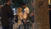 Jimmy Garoppolo Shows Major PDA with Woman Outside San Jose Bar