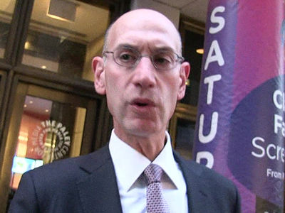 NBA Commish Adam Silver Threatened, 'Let Me Play Or I'll Kill You'