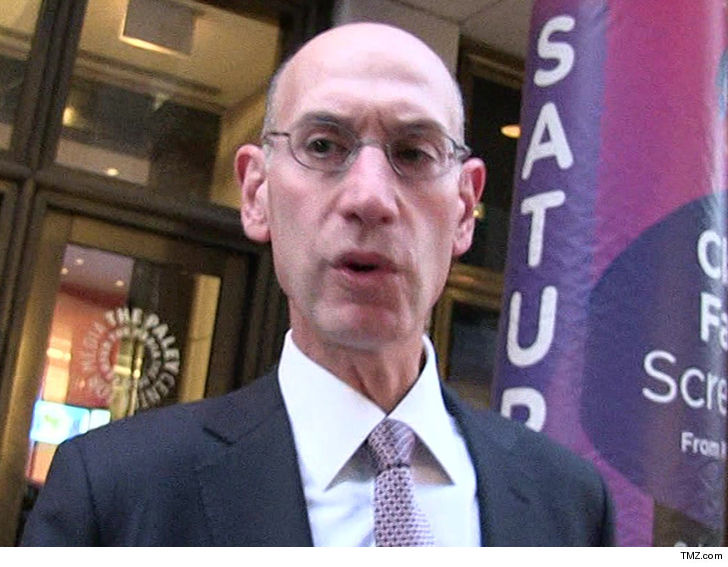 Man Arrested After Threatening Email To Adam Silver