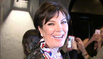 Kris Jenner Takes Another Stab at Locking Down 'Momager'
