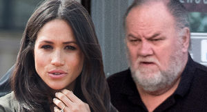 Meghan Markle's Father is Not Going to the Royal Wedding, Suffered Heart Attack