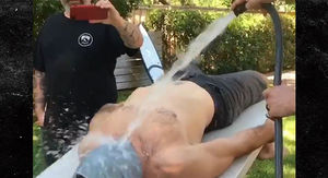 UFC's Tim Kennedy Waterboards Himself to Prove It's Not Torture