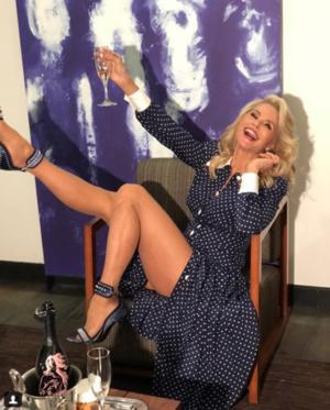Christie Brinkey's Hot Shots