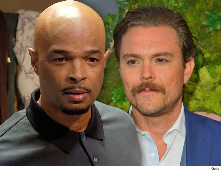 Damon Wayans Is Blasting His Former Lethal Weapon Costar Clayne Crawford As A Menace To Everyone On The Shows Set And Blaming Him For The Stunt That
