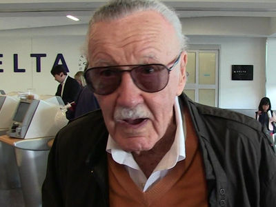 Stan Lee Sues His Former Company, POW! Entertainment, for $1 BILLION