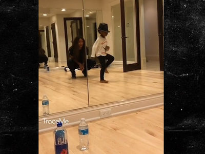 Ciara And Future's Kid Has Michael Jackson's Dance Moves
