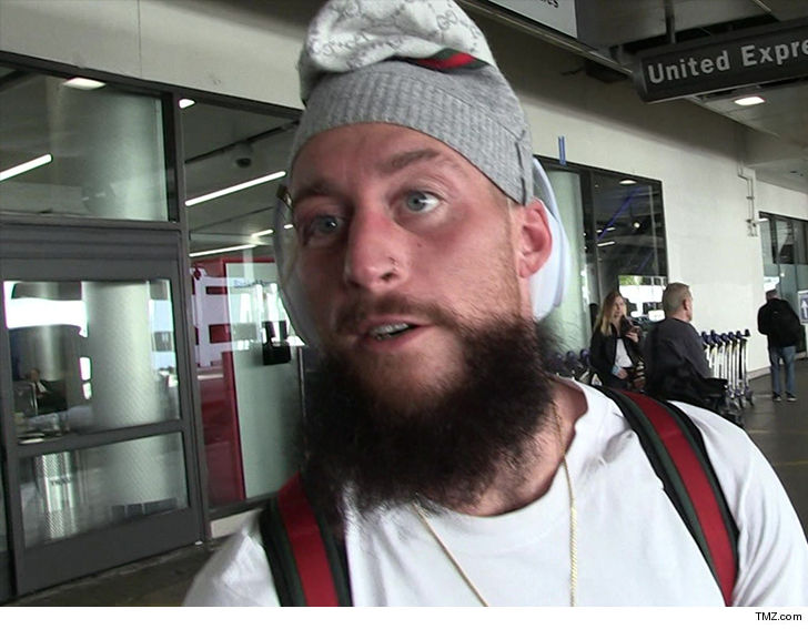Enzo Amore Returns to Social Media Sporting a New Look