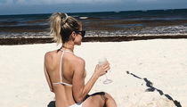 Kristin Cavallari Vacations In Bikini In Mexico without Jay Cutler