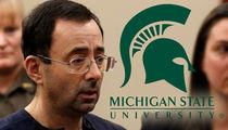 Michigan State Strikes $500 Million Settlement with Nassar Victims