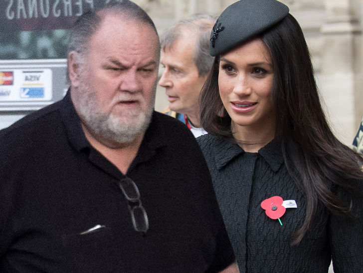 Meghan Markle's Dad Thomas Markle is Alert and Out of Surgery