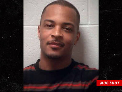 T.I. Arrested in Georgia for Assault, Public Drunkenness