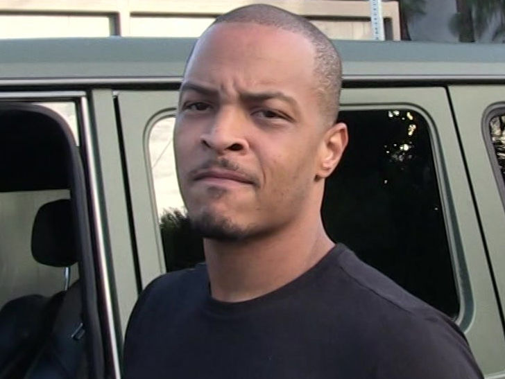 T.I. Came Looking for a Fight with Security Guard According to Police Report