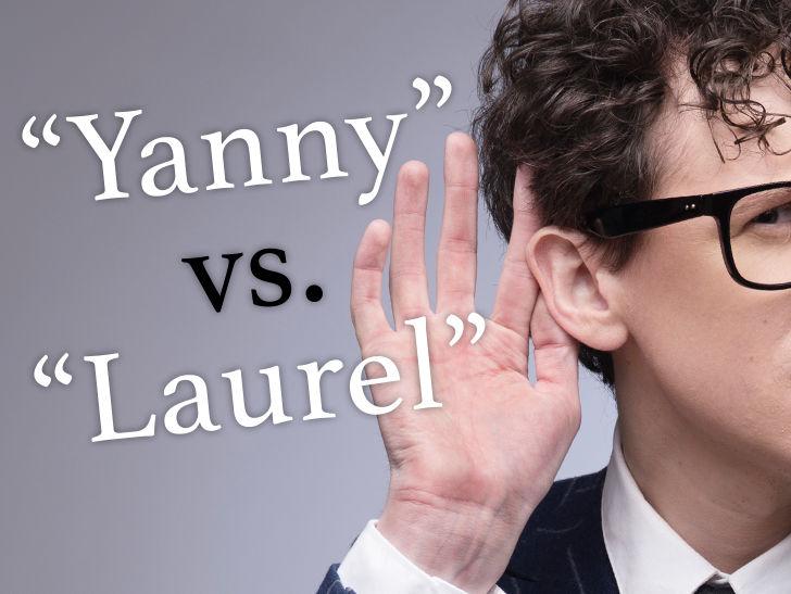 'Yanny' or 'Laurel' Internet Mystery Solved