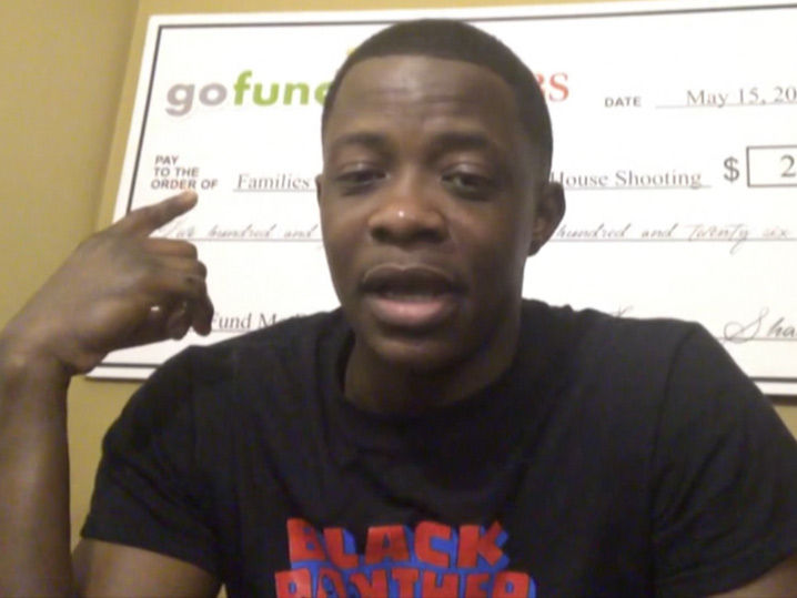 Waffle House Hero James Shaw Jr. Says Trump's Call Was 'Lackluster' But Appreciated