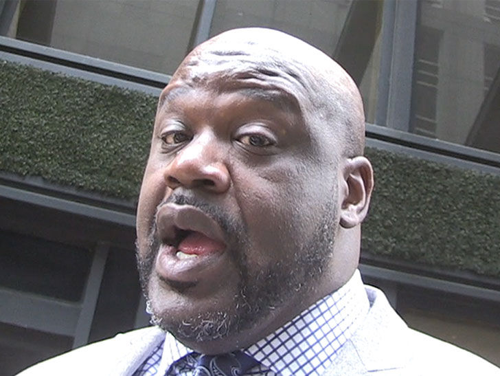 Shaq Says Charles Barkley Beef Runs In The Family