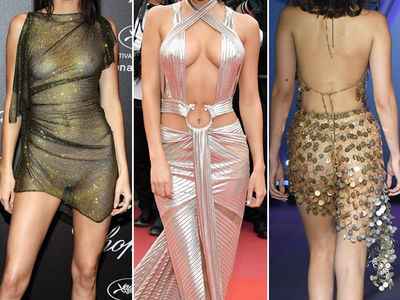 Cannes' Craziest Looks -- Guess Who!