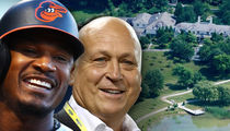 MLB's Adam Jones Buys Cal Ripken's Massive $12.5 Mil Estate