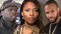 Teairra Mari Sues 50 Cent and Ex-BF for Sex Tape Leak