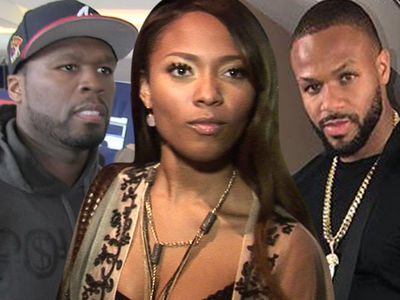Teairra Mari Sues 50 Cent and Ex-BF for Sex Tape Leak