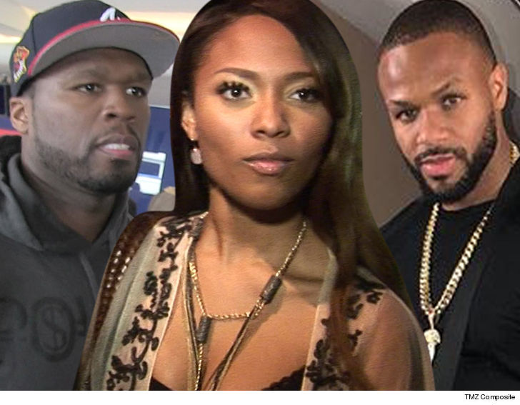 'Love & Hip Hop' star Teairra Mari made good on her tearful vow to sue her  ex-boyfriend and 50 Cent for posting her sexually explicit video and photos.