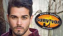 Viral 'Hot Cop' Warns 'Survivor' Contestants About Social Media