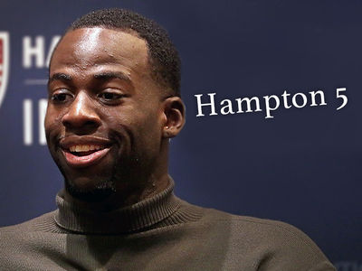 Draymond Green Locking Up 'Hampton 5' Trademark
