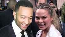 Chrissy Teigen And John Legend Tweet Baby No. 2 Has Arrived