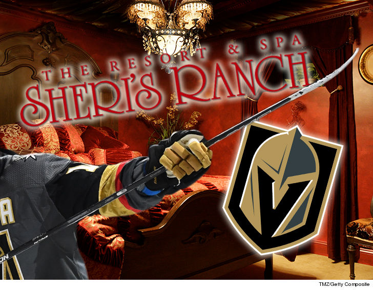 Famous Brothel To Vegas Golden Knights: Win & You're In