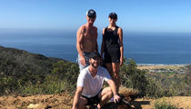 Liam Hemsworth Hikes with His Parents and They're Totally Shredded