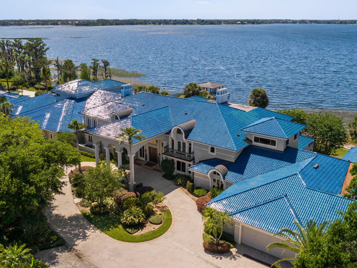 Image result for Shaquille O'Neal Selling Massive Florida 'Shaq-apulco' Estate for $28 mil