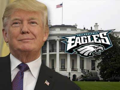 President Trump Invites Philadelphia Eagles To White House, Some Players Skipping