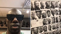 Terrell Owens Gives Behind the Scenes Look at Hall of Fame Bust Process