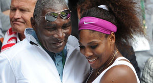 Serena Williams's Dad Dropped Out of Walking Her Down the Aisle 1HR Before Wedding - Here's Why
