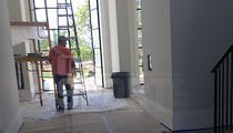 LeBron James Renovating New $23 Mil Brentwood Home