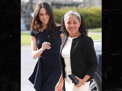 Meghan Markle & Mom Look Ecstatic Ahead of Royal Wedding Day