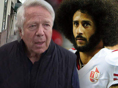 Bob Kraft Being Deposed In Colin Kaepernick Collusion Case