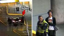 Howie Day Shown on Video Pushing GF Before Domestic Violence Arrest