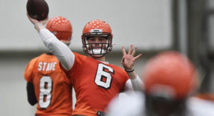 Why Baker Mayfield Believes HBO's 'Hard Knocks' Can Be Good For Browns