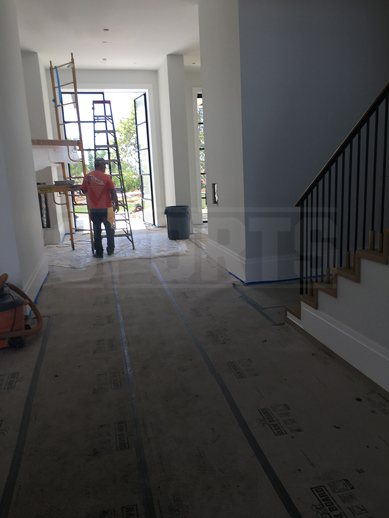 lebron james new house under construction photo 1 tmzcom - New House Pic